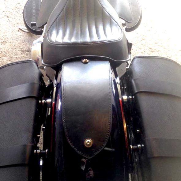 fender bib for Harley-Davidson