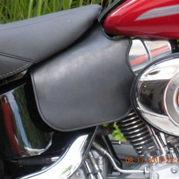 Harley-Davidson heat guard