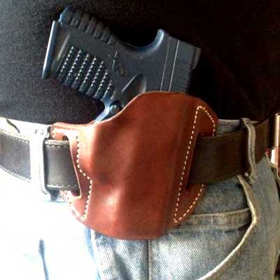 XDS high ride holster