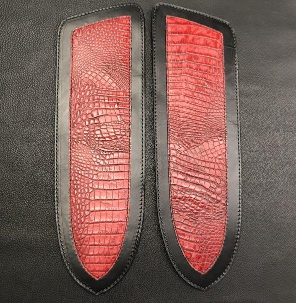 saddlebag lid protectors